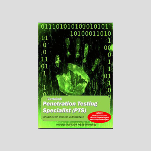Certified penetration testing specialist